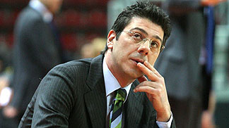Head Coach  Fotis Katsikaris 